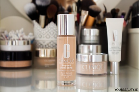 Clinique-Beyond-Perfecting-Foundation-Review YOURBEAUTY.IE
